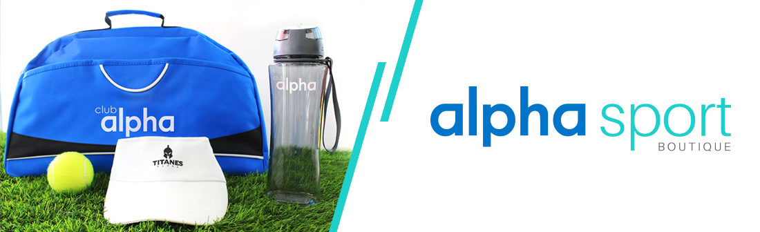 banner alpha sport boutique